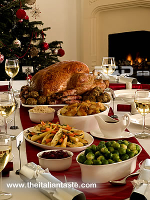 christmas dinner menu recipes